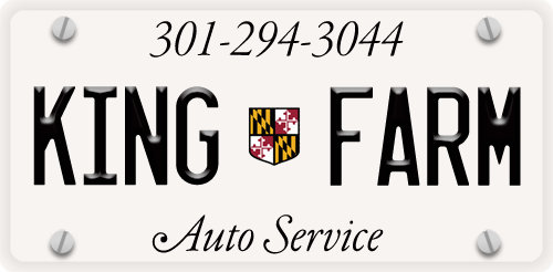 king farm auto service logo small